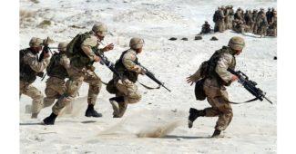 ما هو أكبر جيش في العالم