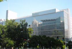 أين يقع مقر البنك الدولي؟