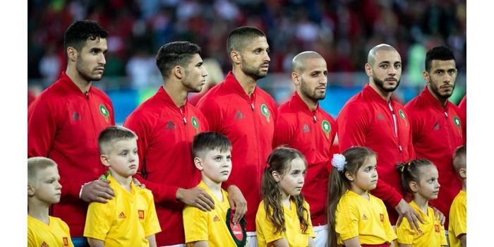 لقب المنتخب المغربي