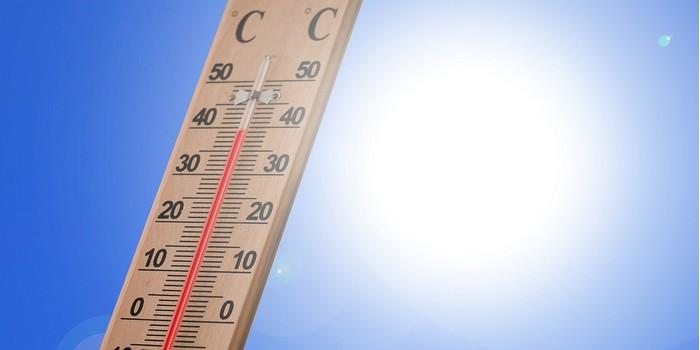 ما اسم مقياس درجة الحرارة