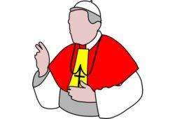 ماذا يطلق على أصحاب البابا و مستشاروه؟