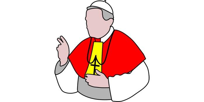 ماذا يطلق على أصحاب البابا و مستشاروه
