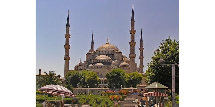 أين يوجد المسجد الازرق سيول Soyoul