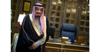 متى تولى الملك سلمان الحكم في السعودية