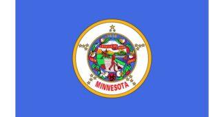 اين تقع ولاية مينيسوتا ؟