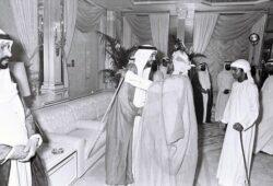 اين ولد الشيخ خليفة بن زايد ال نهيان ؟