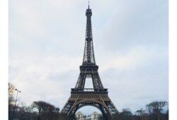 ايهما اطول برج خليفة او برج ايفل؟