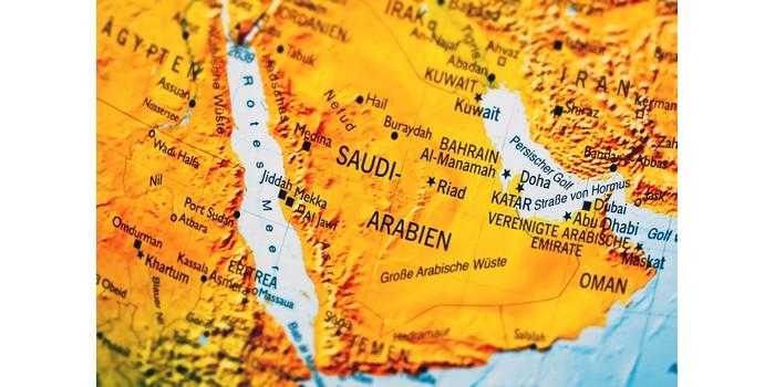 ايهما اكبر العراق ام السعودية ؟