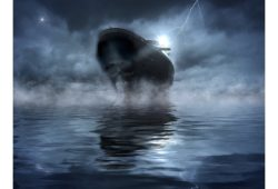 ماذا كان يسمى المحيط الأطلسي قديما؟