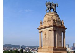 ما هي عاصمة جنوب افريقيا؟