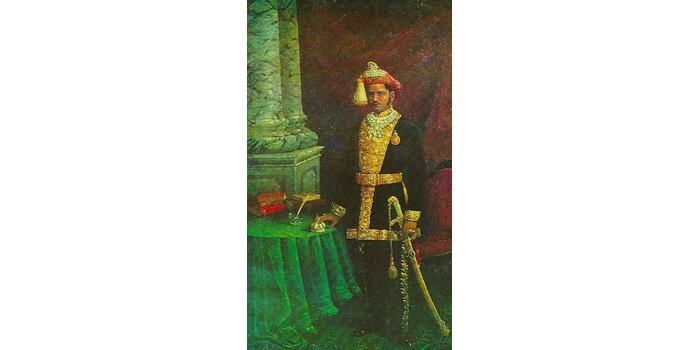 لقب ملوك الهند قديما