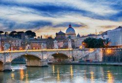 ما هي عاصمة ايطاليا؟