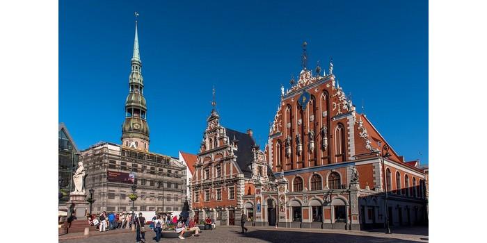 ما هي عاصمة لاتفيا