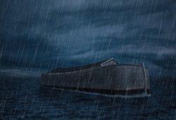 أين حدث طوفان نوح؟