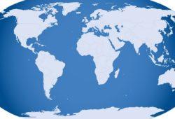 كم عدد دول العالم؟