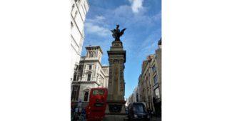شارع الصحافة في لندن