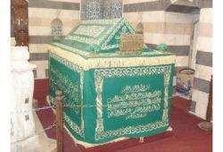 أين دفن صلاح الدين الأيوبي؟