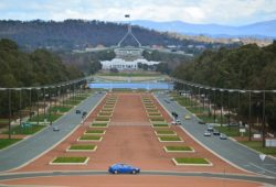ما هي عاصمة استراليا؟