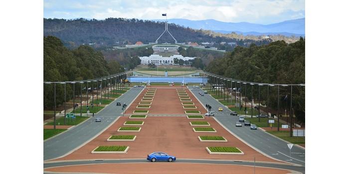 ما هي عاصمة استراليا
