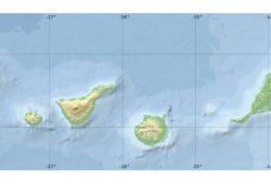 كم عدد جزر الكناري؟