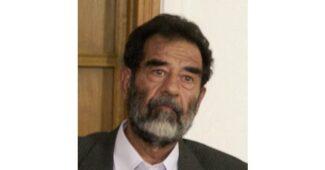 كم كان عمر صدام حسين عند إعدامه
