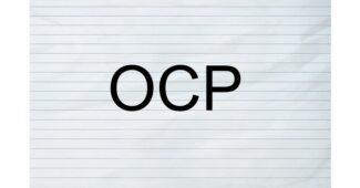 ماذا تعني ocp في المغرب