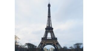 ما اسم برج ايفل بالانجليزي؟