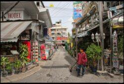 ما اسم شارع العرب في بانكوك؟