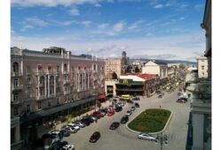ما اسم شارع العرب في تبليسي؟