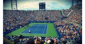 ما هو طول ملعب التنس الأرضي