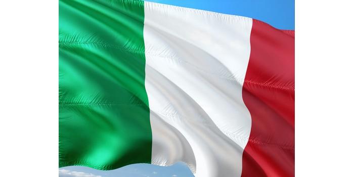 ما هو علم ايطاليا