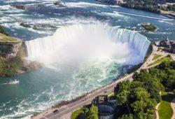 ما هي أشهر الشلالات في العالم؟