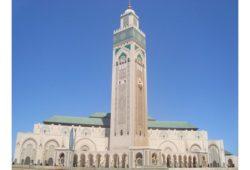 ما هو أكبر مسجد في إفريقيا؟