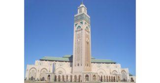 ما هو أكبر مسجد في إفريقيا