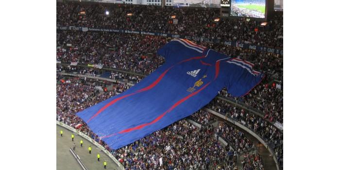 لقب المنتخب الفرنسي