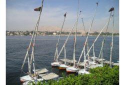 كم يبلغ طول نهر النيل داخل مصر؟